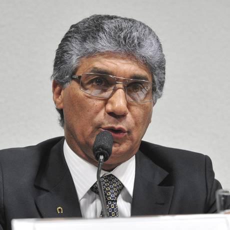 Paulo Preto, ex-diretor da Dersa Foto: Geraldo Magela / Agência O Globo
