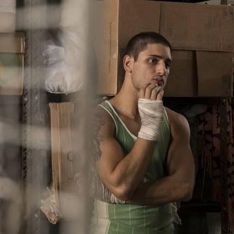 Daniel Rocha vive o tetracampeão mundial de boxe, Popó Foto: Divulgação/ Stella de Carvalho