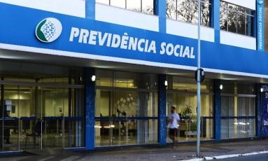 INSS realiza processo de pente-fino nos benefícios por incapacidade Foto: Guito Moreto - Agência Brasil