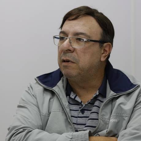 Julio Cesar Goss, gerente da Superintendência do Trabalho em Caxias do Sul (RS) Foto: Michel Filho / Agência O Globo/17-4-18