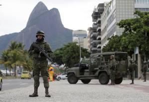 Rio não abastece sistema nacional de Segurança com dados há um ano Foto: Domingos Peixoto / Agência O Globo