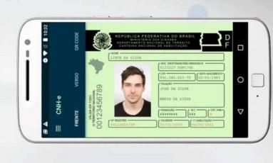 Novidade promete evitar multas causadas pelo esquecimento da carteira Foto: Divulgação