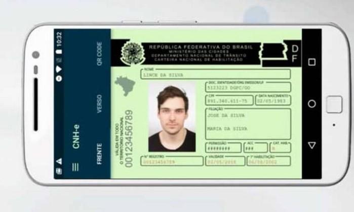 Detran do Rio de Janeiro já oferece CNH digital