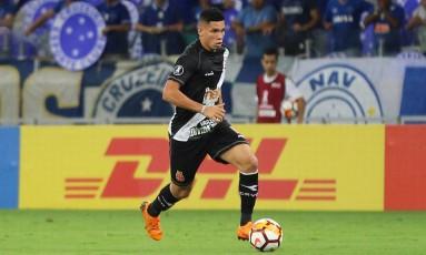 Paulinho será lapidado no futebol alemão Foto: Vasco/Divulgação/ 04/04/2018 / Carlos Gregório Jr.