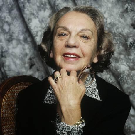A poeta portuguesa Sophia de Mello Breyner Andresen Foto: Ulf Andersen/ Aurimages / Agência O Globo