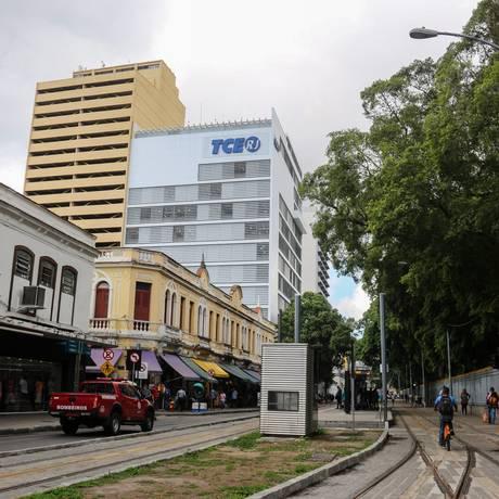Justiça bloqueio bens de acusados por esquema de corrupção no TCE-RJ Foto: Agência O Globo