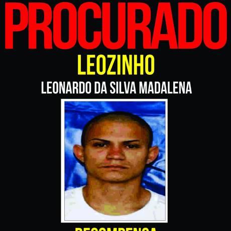 Recompensa é oferecida por informações de envolvido em morte de frei na Baixada Foto: Divulgação/Portal dos Procurados