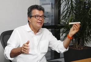 O ex-deputado federal Ronaldo Cezar Coelho Foto: Marcelo de Jesus / Agência O Globo