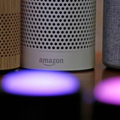 Amazon Echo e Echo Plus Foto: Elaine Thompson / AP