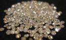 Diamantes da loja Diamond Rocks, de Londres: pedras são semelhantes às de Cabral, guardadas na Suíça Foto: Reprodução