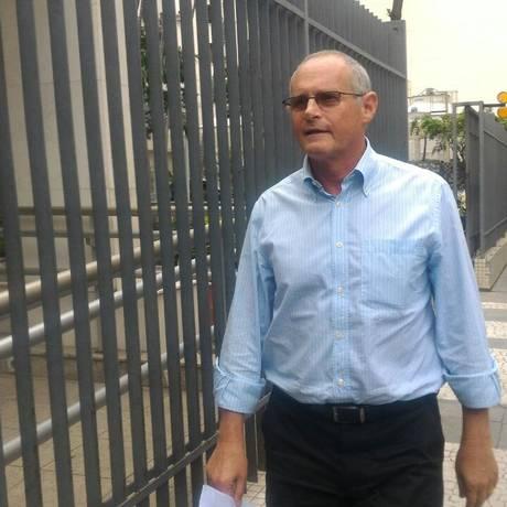 O ex-secretário de Segurança do Rio José Mariano Beltrame Foto: Miguel Caballero / Agência O Globo 02/10/2017