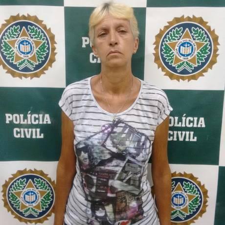 Paula de Azevedo Souza foi preso por policiais de Araruama Foto: Divulgação/Polícia Civil