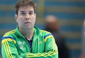 Fernando de Carvalho Lopes foi técnico da seleção brasileira de ginástica Foto: Divulgação CBG