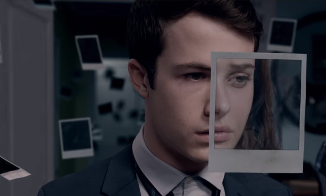 Cena do trailer de segunda temporada de '13 reaons why' Foto: Reprodução