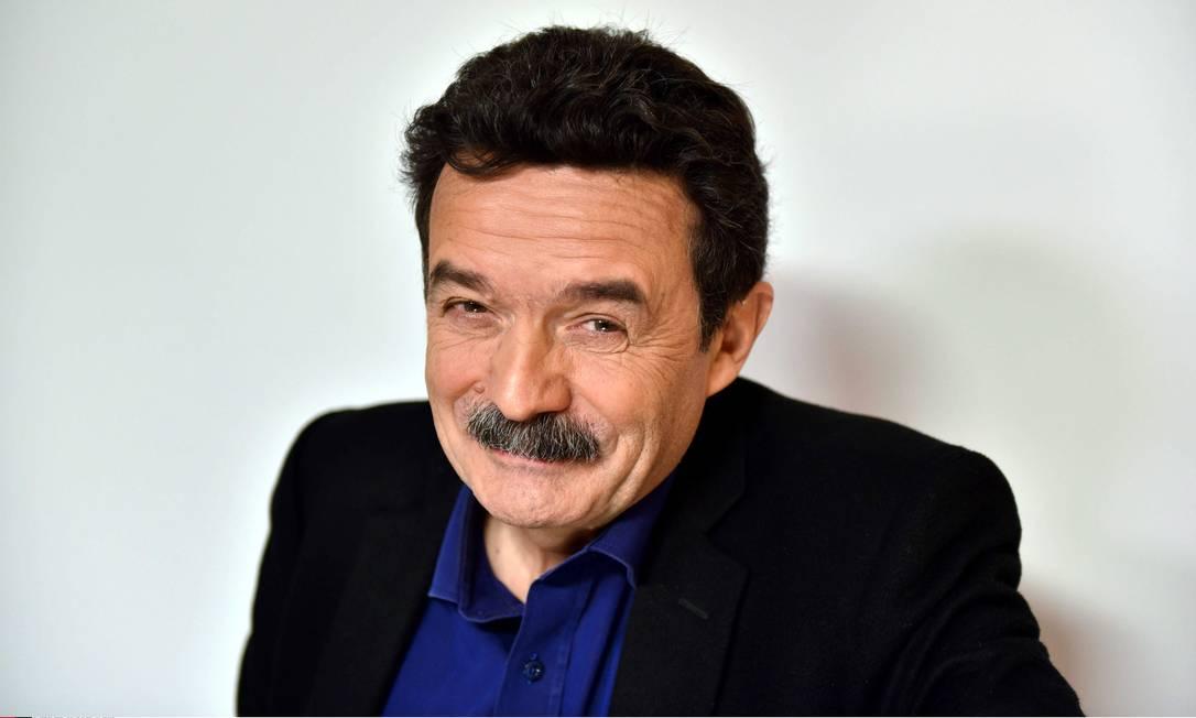 Filho de 1968. Influenciado pelos protestos na França, Edwy Plenel iniciou militância política e, depois, carreira no jornalismo investigativo Foto: IBO / SIPA