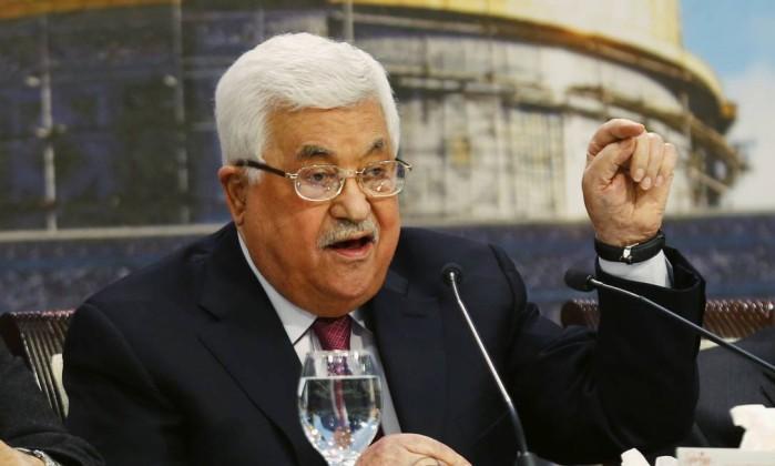Preferência Abbas gera revolta ao insinuar que 'usura de judeus' motivou  AL16