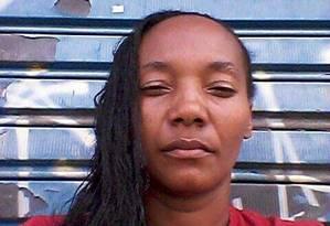 Selma de Almeida da Silva, de 41 anos, vivia no prédio que desabou desde 2016 Foto: Reprodução/Arquivo Pessoal
