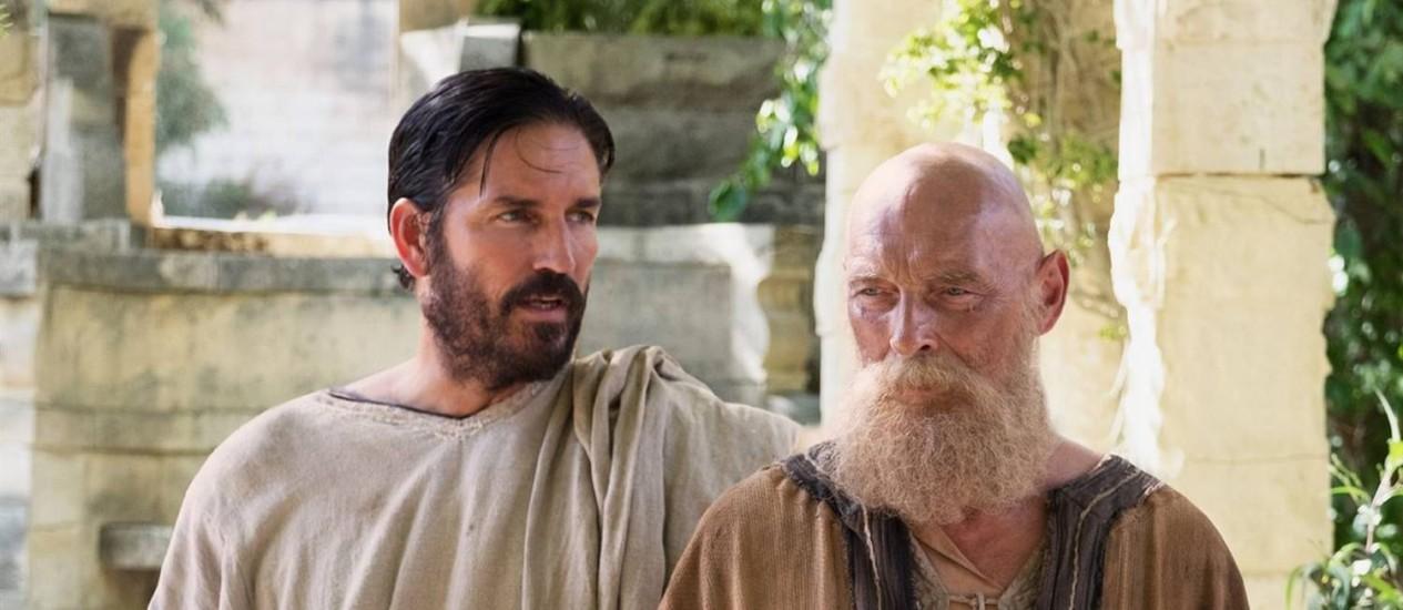 Cena do filme 'Paulo, apóstolo de Cristo' Foto: Divulgação