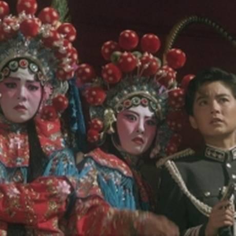 'Sonhos da Ópera de Pequim', de Tsui Hark Foto: Divulgação