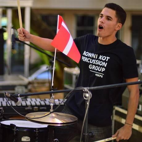 Banda RKPG (Dinamarca) Foto: Divulgação