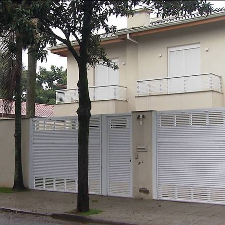 PF investiga se obra em casa de filha de Temer foi paga com dinheiro de propina Foto: Reprodução TV Globo