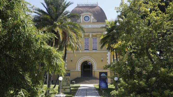 Museu de Astronomia e Ciências Afins (Mast) é um dos participantes do Turismo Cultural no Bairro Imperial de São Cristóvão Foto: Agência O Globo / Fábio Guimarães