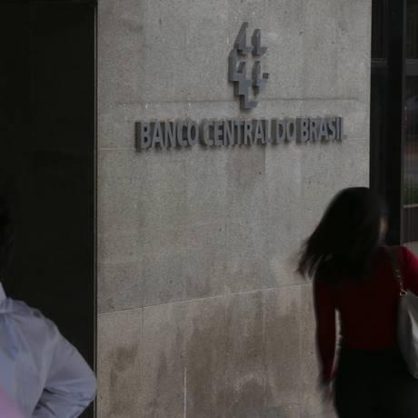 Sede do Banco Central, em Brasília Foto: Ailton de Freitas / Agência O Globo