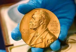 Prêmio Nobel de Literatura 2018 só será entregue em 2019 Foto: Fernando Vergara / AP