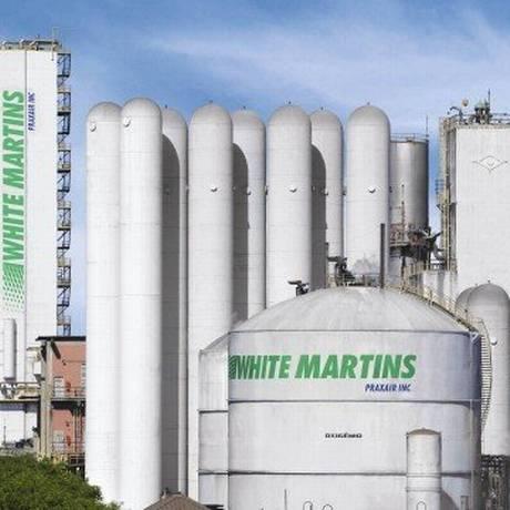 Unidade da White Martins