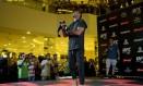 Vitor Belfort se despedirá do UFC neste sábado; antes disso ele vai treinar no BarraShopping Foto: UFC / Divulgação