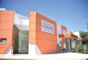 Inaugurado em 2005, o Mário Monteiro sempre contou com cirurgiões plantonistas Foto: Divulgação / Prefeitura de Niterói