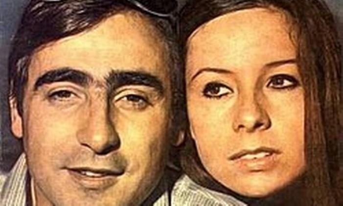 Luís Gustavo (Beto Rockfeller) e Débora Duarte Foto: Divulgação