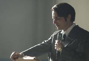 Petrônio Gontijo interpreta o bispo Edir Macedo: filme terá continuação em 2019 Foto: Divulgação