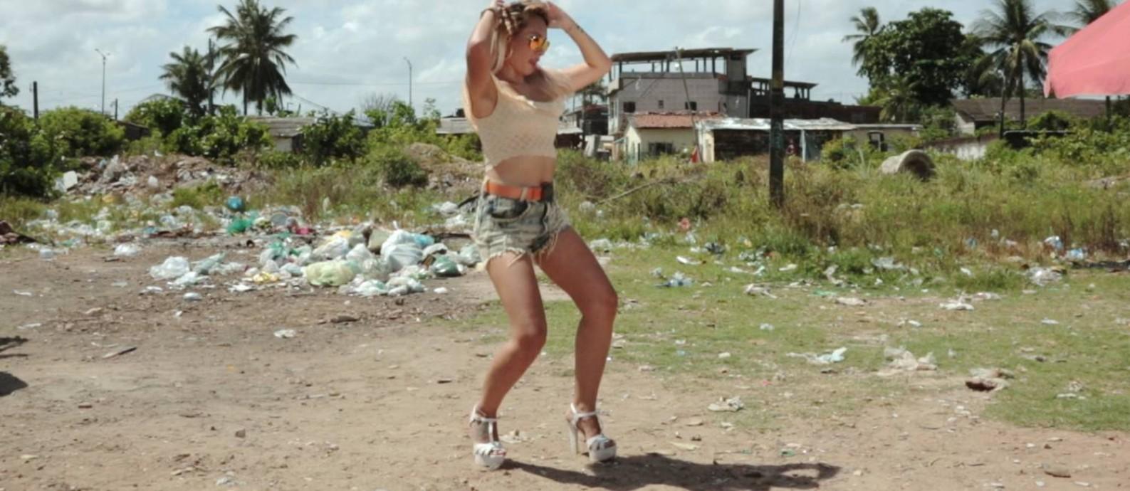 """Cena de """"Estás vendo coisas"""", que investiga a indústria do brega em Pernambuco Foto: Divulgação"""
