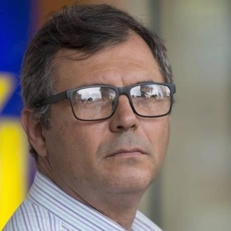 O bancário Adriano Campos foi afastado em 2009 por acidente de trabalho Foto: Roberto Moreyra / Agência O Globo