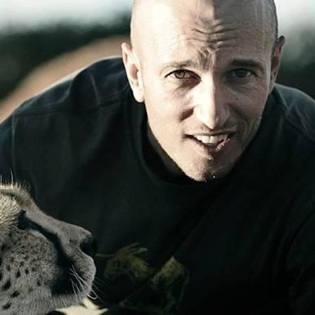 Cineasta morreu atacado por girafa Foto: Reprodução