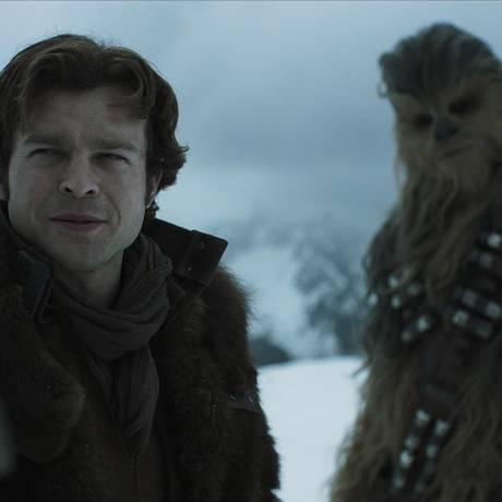 Han Solo - Uma História Star Wars Foto: Divulgação