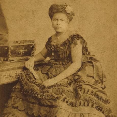 Glicéria da Conceição Ferreira (1870) Foto: Divulgação/Joaquim Feliciano Alves Carneiro (s.d. - 1887) e Gaspar Antonio da Silva Guimarães (s.d. - 1874)
