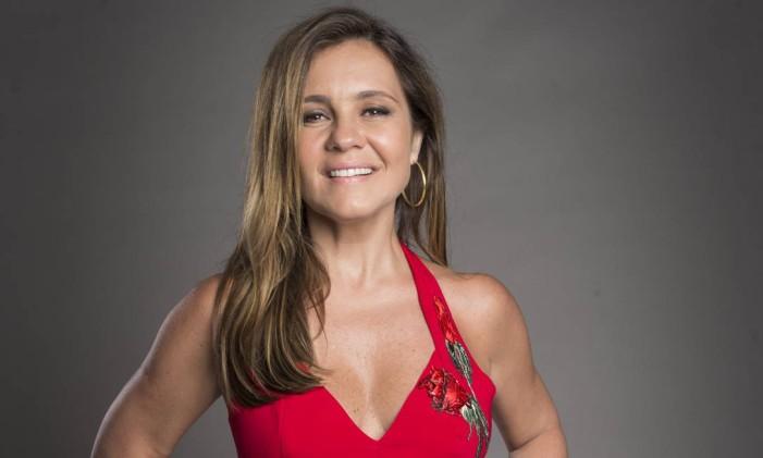 Adriana Esteves Foto: Divulgação/TV Globo