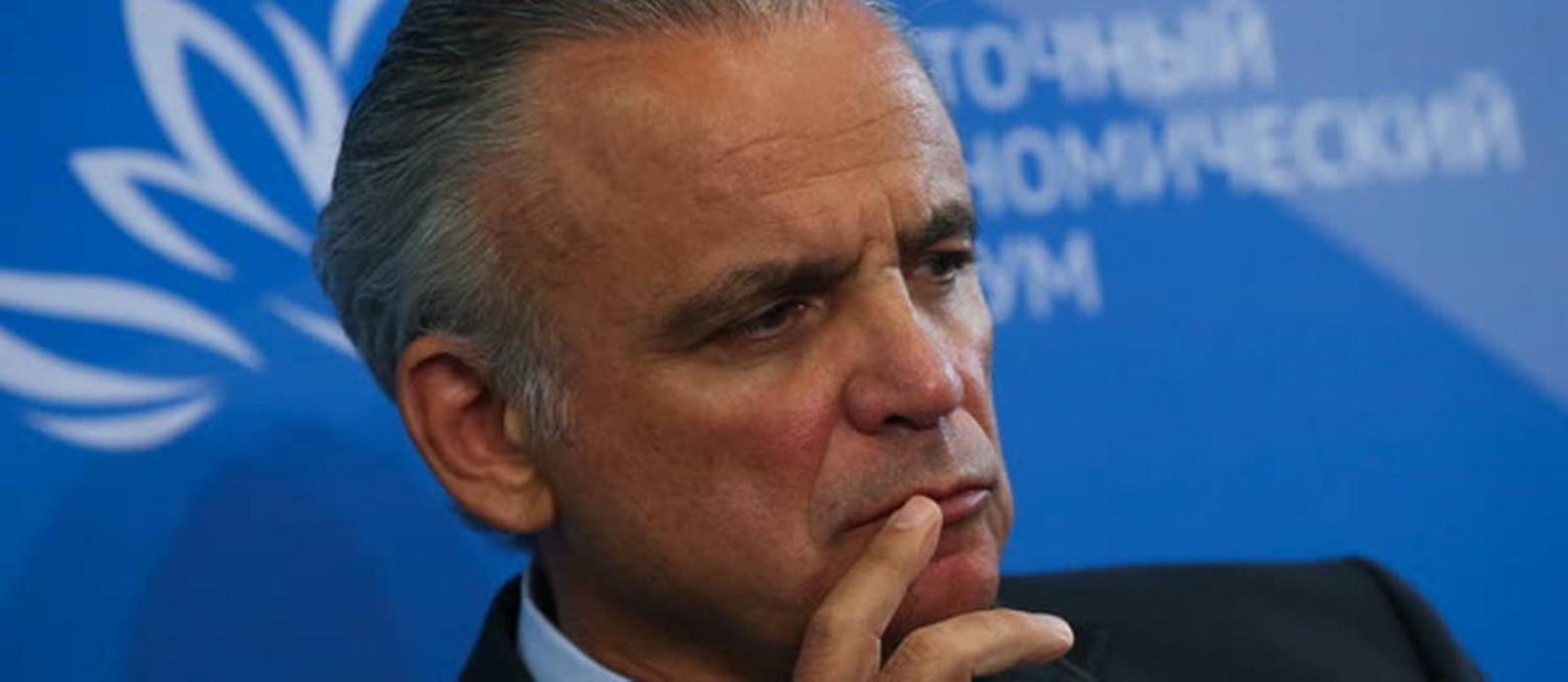Luiz Loures, ex-vice-diretor da Unaids, foi acusado de assédio sexual por Martina Brostrom e outras duas mulheres Foto: Divulgação/Unaids