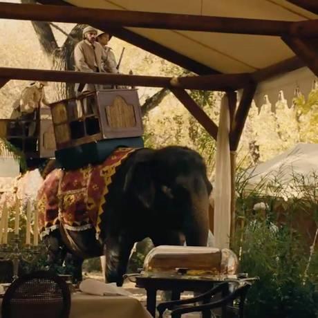 Cena de 'Virtù e fortuna', episódio da série 'Westworld' Foto: Reprodução da internet