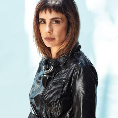 A escritora e atriz Maria Ribeiro Foto: Divulgação