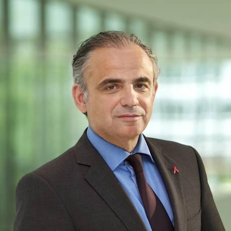 Luiz Loures, ex-vice-diretor da Unaids, foi acusado de assédio sexual por Martina Brostrom e por Malayah Harper Foto: Divulgação/Unaids/18-12-2012