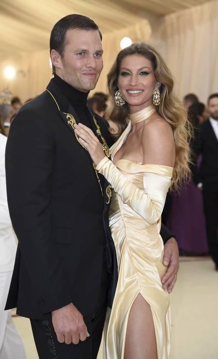Mais de Tom e Gisele Foto: Evan Agostini / Evan Agostini/Invision/AP