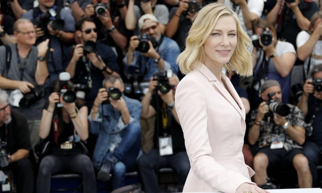 Além de participar de filmes de arte aclamados pela crítica, Blanchett também se tornou uma das atrizes mais populares de Hollywood, graças a sua participação em blockbusters como a trilogia 'O senhor dos anéis' e, mais recentemente, 'Thor: Ragnarok' ERIC GAILLARD / REUTERS