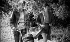 À sombra de duas mulheres Foto: Divulgação