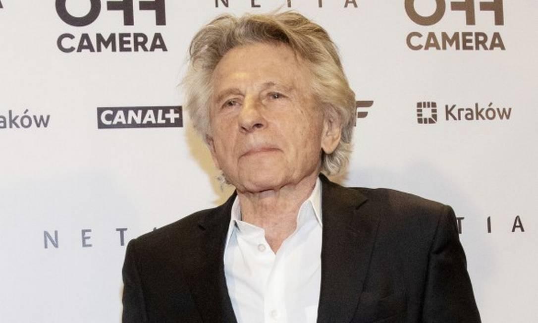 Roman Polanski foi expulso da Academia do Oscar Foto: STR / AP