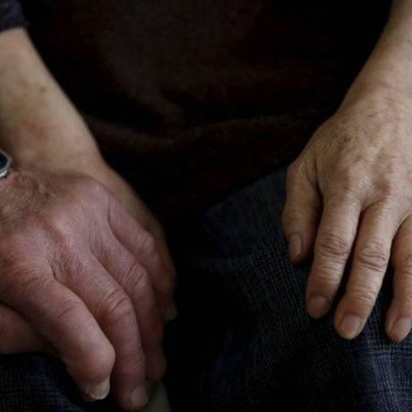 Idade é um dos fatores que contribuem para a demência Foto: Reuters