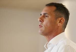 O vereador Marcello Siciliano Foto: Fabiano Rocha / Agência O Globo / 09.05.2018