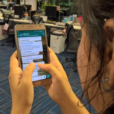 Anatel inicia bloqueio de números de celulares piratas Foto: Arquivo